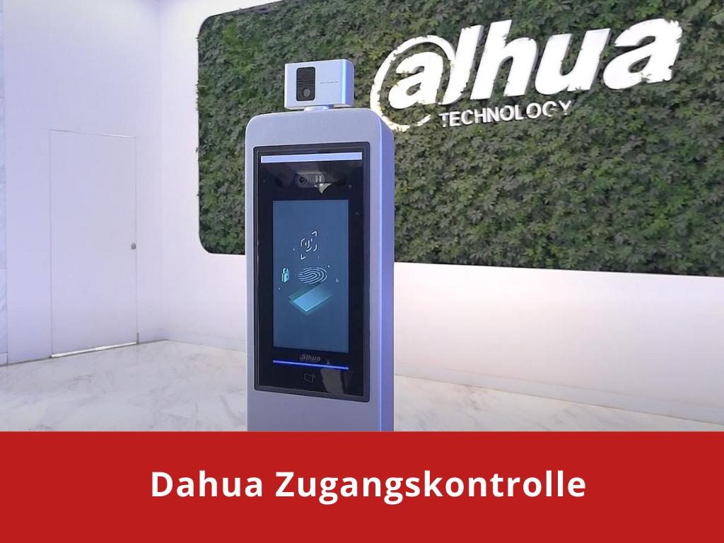 Dahua Zugangskontrolle